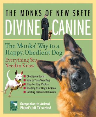 Divine Canine By Monks of New Skete (COR)